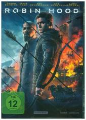 Robin Hood (2018), 1 DVD Cover