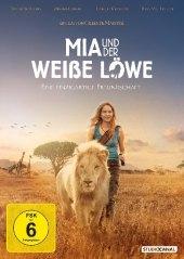 Mia und der weiße Löwe, 1 DVD Cover