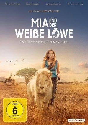Mia und der weiße Löwe, 1 DVD