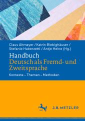 Handbuch Deutsch als Fremd- und Zweitsprache