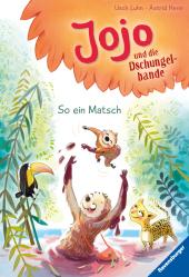 Jojo und die Dschungelbande, Band 4: So ein Matsch; .
