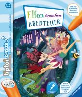 CREATE Elfen brauchen Abenteuer Cover