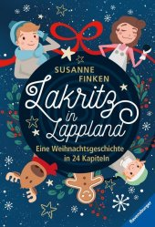 Lakritz in Lappland Cover