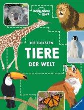 Die tollsten Tiere der Welt Cover