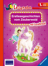 Erstlesegeschichten vom Zauberwald - Leserabe 1. Klasse - Erstlesebuch für Kinder ab 6 Jahren