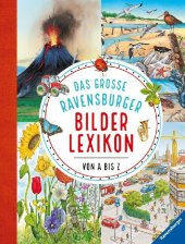 Das große Ravensburger Bilderlexikon von A-Z Cover