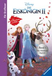 Disney Die Eiskönigin 2 - Für Erstleser Cover