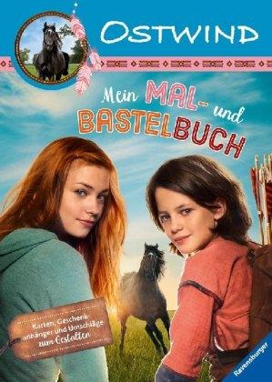 Ostwind Mein Mal- und Bastelbuch