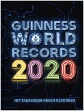 Guinness World Records 2020 Cover