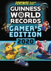 Guinness World Records Gamer's Edition 2020 Cover