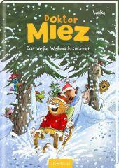 Doktor Miez - Das weiße Weihnachtswunder Cover