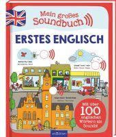 Mein großes Soundbuch Erstes Englisch, m. Soundeffekten Cover