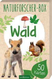 Naturforscher-Box - Wald, 50 Karten