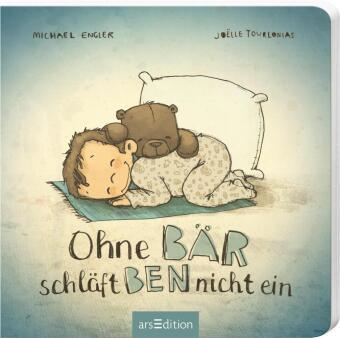 Ohne Bär schläft Ben nicht ein
