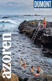 DuMont Reise-Taschenbuch Azoren Cover