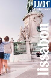 DuMont Reise-Taschenbuch Lissabon Cover