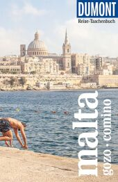 DuMont Reise-Taschenbuch Malta, Gozo, Comino Cover