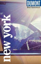 DuMont Reise-Taschenbuch New York Cover