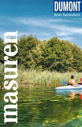 DuMont Reise-Taschenbuch Masuren mit Danzig und Marienburg Cover
