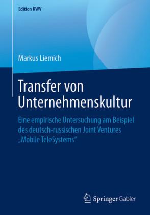Transfer von Unternehmenskultur