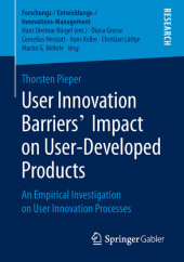 User Innovation Barriers' Impact on User-Developed Products