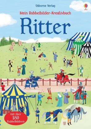 Mein Rubbelbilder-Kreativbuch - Ritter