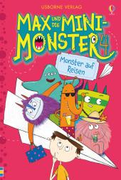 Max und die Mini-Monster: Monster auf Reisen