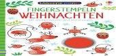 Fingerstempeln Weihnachten Cover