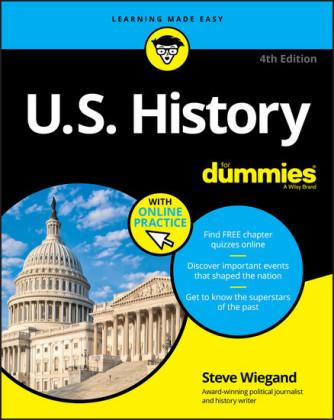 U,S, History For Dummies