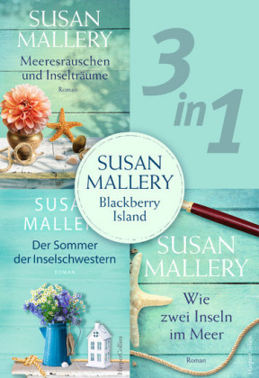 Susan Mallery - Blackberry Island (3in1)
