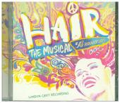 Hair - The Musical, 1 Audio-CD (50th Anniversary)
