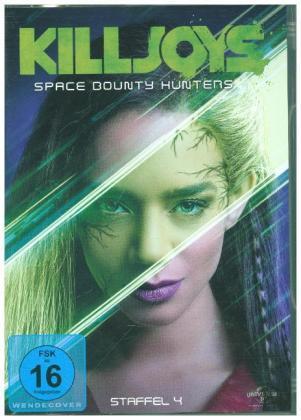 Killjoys, 3 DVD