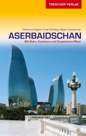 Reiseführer Aserbaidschan Cover