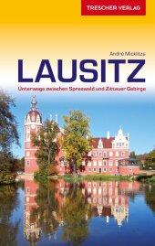 Reiseführer Lausitz Cover