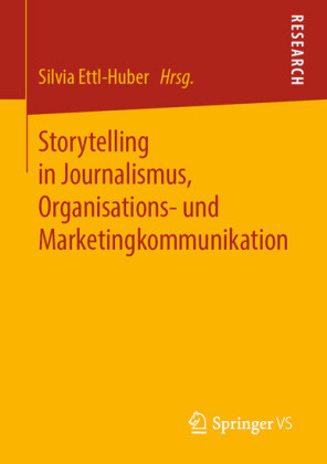 Storytelling in Journalismus, Organisations- und Marketingkommunikation