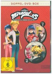Miraculous-Doppel-Box, 2 DVD