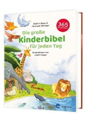 Die große Kinderbibel für jeden Tag Cover