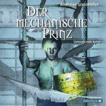 Der mechanische Prinz, 1 MP3-CD