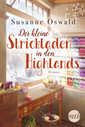 Der kleine Strickladen in den Highlands Cover