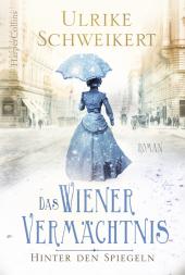 Hinter den Spiegeln - Das Wiener Vermächtnis Cover