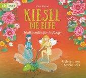 Kiesel, die Elfe - Libellenreiten für Anfänger, 2 Audio-CDs