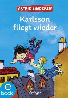 Karlsson fliegt wieder