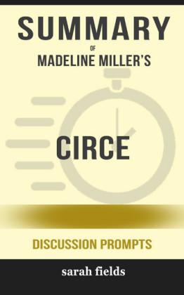 Summary: Madeline Miller's Circe