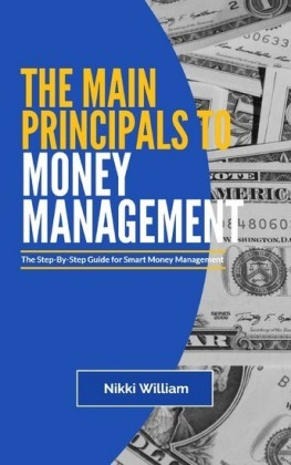 The Main Principles To Money Management