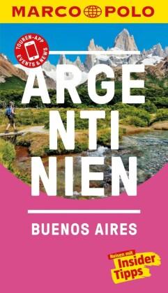 MARCO POLO Reiseführer Argentinien/Buenos Aires
