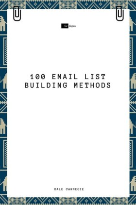 Learn How to Build an Email List