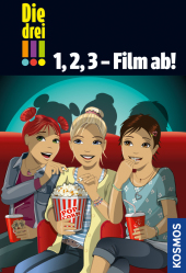 Die drei !!!, 1, 2, 3 - Film ab!