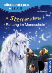 Sternenschweif, Rettung im Mondschein Cover