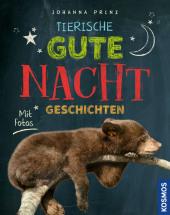Tierische Gute Nacht Geschichten Cover