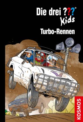 Die drei ??? Kids, Turbo-Rennen